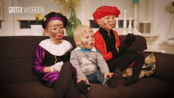 De spanning rond Sinterklaas
