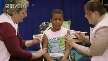 Vaccinaties 9-jarigen