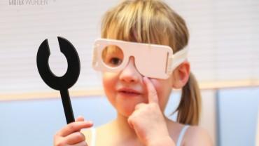 Uit ervaring: filmpje ogentest helpt peuter